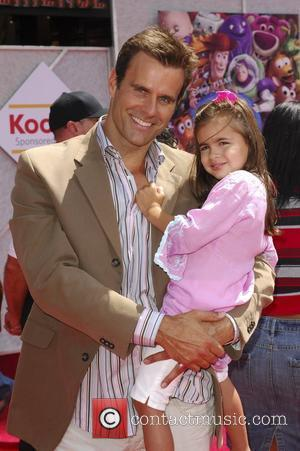 Cameron Mathison and daughter Leila  Los Angeles Premiere of Walt Disney Pictures 'Toy Story 3' at the El Capitan...