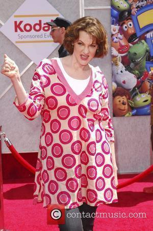 Joan Cusack  Los Angeles Premiere of Walt Disney Pictures 'Toy Story 3' at the El Capitan Theatre - Arrivals...