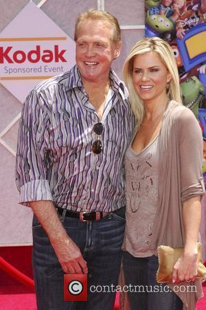 Lee Majors and wife  Los Angeles Premiere of Walt Disney Pictures 'Toy Story 3' at the El Capitan Theatre...