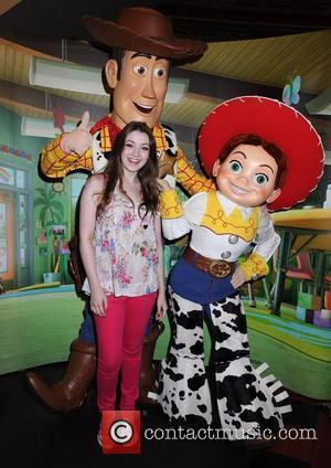 Sarah Bolger 'Toy Story 3' premiere at the Dundrum Town Centre Dublin, Ireland - 10.07.10.