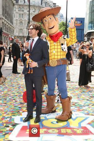 Alex Zane UK premiere of 'Toy Story 3' held at the Empire cinema London, England - 18.07.10