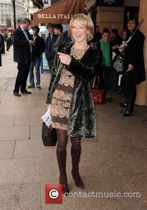 Gillian Taylforth The 'How to Train Dragon' gala screening at the Vue cinema in Leicester Square - Arrivals  London,...