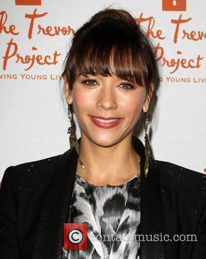Rashida Jones and Palladium