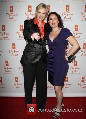 Jane Lynch and Palladium