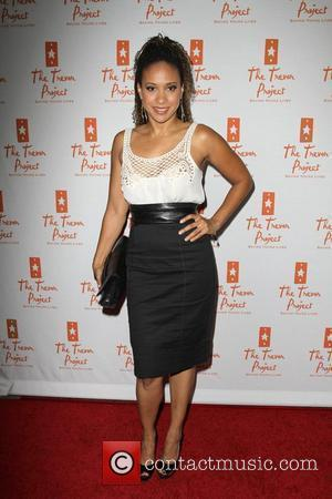 Tracie Thoms 'Trevor Live' benefiting The Trevor Project held at The Hollywood Palladium - Arrivals Los Angeles, California - 05.12.10