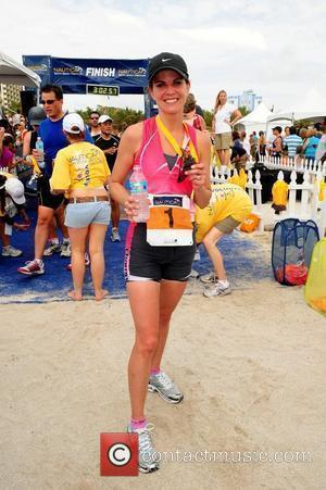 Natalie Morales The Third annual Nautica South Beach Triathlon to benefit St. Jude Children's Hospital Miami Beach, Florida - 11.04.10