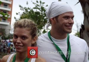 Kellan Lutz and Anna Lynne Mccord