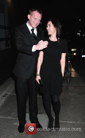 Paul Bettany and Jennifer Connelly The Tribeca Ball 2010 held at the New York Academy of Art New York City,...