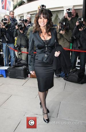 Linda Lusardi The TRIC awards 2010 (Television and Radio Industries Club) held at the Grosvenor hotel - outside arrivals London,...