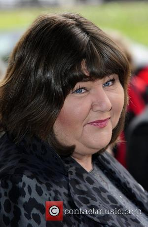 Cheryl Fergison  The TRIC awards 2010 (Television and Radio Industries Club) held at the Grosvenor hotel - outside arrivals...