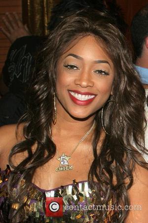 Trina Rap star Trina's birthday celebration at Mia Lounge Miami, Florida - 10.12.09