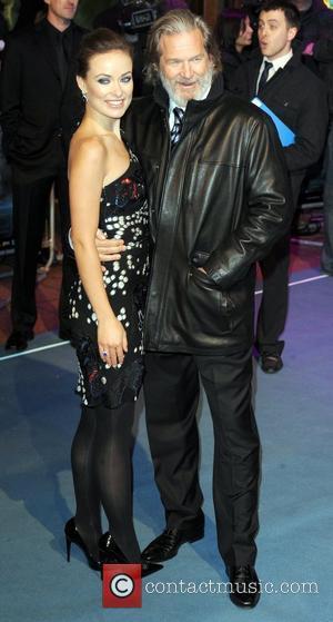 Olivia Wilde and Jeff Bridges