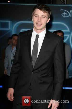 Garrett Hedlund Los Angeles Premiere of Tron: Legacy held at the El Capitan Theatre Los Angeles, California - 11.12.10