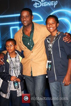 Blair Underwood  Los Angeles Premiere of Tron: Legacy held at the El Capitan Theatre Los Angeles, California - 11.12.10