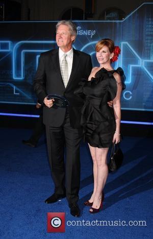 Bruce Boxleitner and Melissa Gilbert