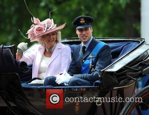 The Duchess of Cornwall, Prince and Queen