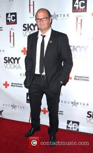 Chris Bauer The American Red Cross host True Blood cast premiere at H Lounge - Arrivals West Hollywood, California -...