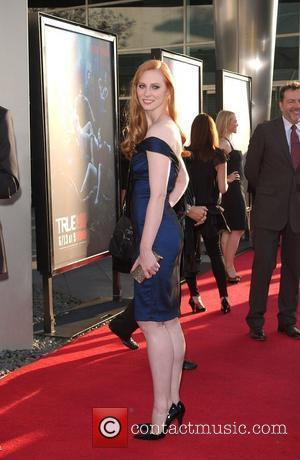 Deborah Ann Woll HBO's True Blood Season 3 Premiere at the ArcLight Cinemas Cinerama Dome - Red Carpet Hollywood, California...