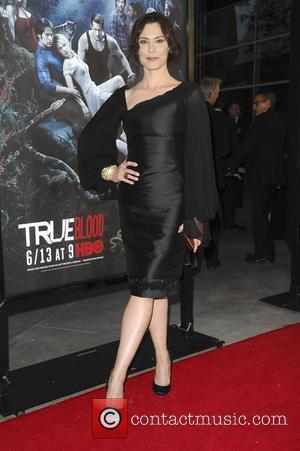 Michelle Forbes HBO's True Blood Season 3 Premiere at the ArcLight Cinemas Cinerama Dome - Red Carpet Hollywood, California -...