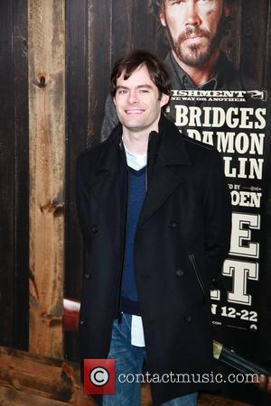 Bill Hader,  New York Premiere of 'True Grit' at the Clearview Cinemas Ziegfeld Theater. New York City, USA -...