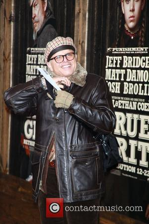 Joe Pantoliano,  New York Premiere of 'True Grit' at the Clearview Cinemas Ziegfeld Theater. New York City, USA -...