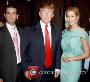 Donald Trump, Jr. and Ivanka Trump