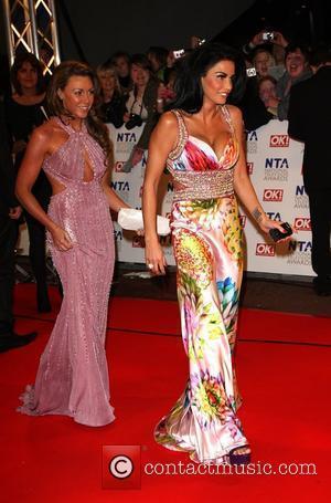 Michelle Heaton and Katie Price aka Jordan