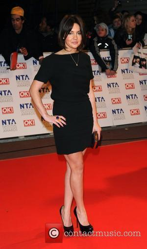 Lacey Turner National Television Awards held at the O2 Arena. London, England - 20.01.10