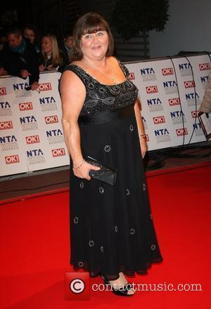 Cheryl Fergison The National TV awards 2010 (NTA's) held at the O2 centre London, England - 20.01.10