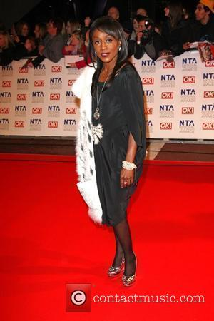 Diane Parish The National TV awards 2010 (NTA's) held at the O2 centre London, England - 20.01.10