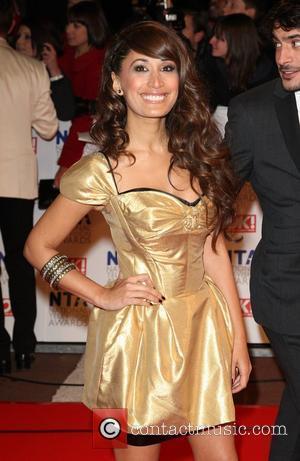 Preeya Kalidas The National TV awards 2010 (NTA's) held at the O2 centre London, England - 20.01.10