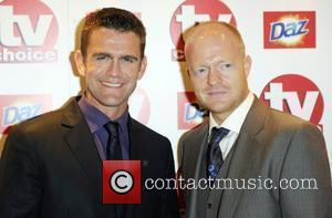 Scott Maskell and Jake Wood  TV Choice Awards 2010 at The Dorchester - arrivals London, England - 06.09.10