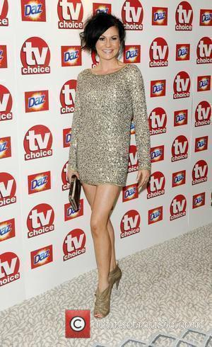 Lucy Pargeter TV Choice Awards 2010 at The Dorchester - arrivals London, England - 06.09.10