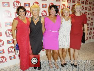 Loose Women TV Choice Awards 2010 at The Dorchester - arrivals London, England - 06.09.10