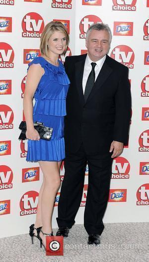 Charlotte Hawkins and Eamonn Holmes,  TV Choice Awards 2010 at The Dorchester - Arrivals. London, England - 06.09.10