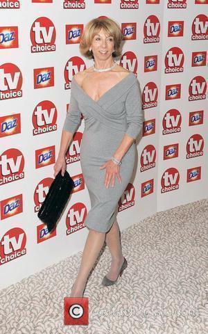 Helen Worth,  TV Choice Awards 2010 at The Dorchester - Arrivals. London, England - 06.09.10