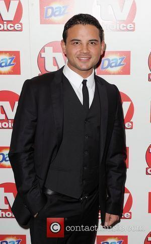 Ryan Thomas,  TV Choice Awards 2010 at The Dorchester - Arrivals. London, England - 06.09.10