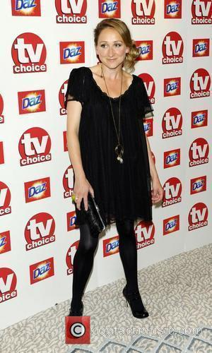 Charlotte Bellamy TV Choice Awards 2010 at The Dorchester - arrivals London, England - 06.09.10