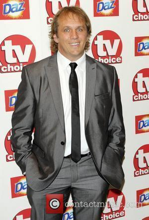 Dean Andrews TV Choice Awards 2010 at The Dorchester - arrivals London, England - 06.09.10