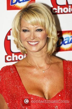 Gillian Taylforth TV Choice Awards 2010 at The Dorchester - arrivals London, England - 06.09.10