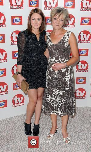 Lacey Turner and Gillian Wright,  TV Choice Awards 2010 at The Dorchester - Arrivals. London, England - 06.09.10