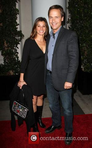 Chad Lowe and his girlfriend Kim Painter TV Guide Magazine's Hot List Party held at the W Hollywood - Arrivals...