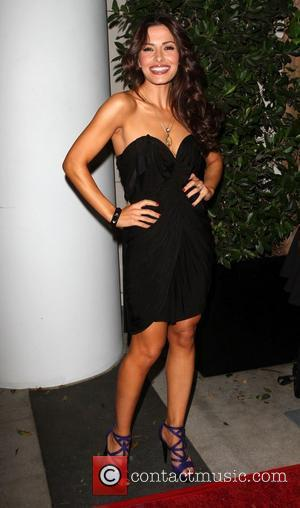 Sarah Shahi TV Guide Magazine's Hot List Party held at the W Hollywood - Arrivals Los Angeles, California - 08.11.10