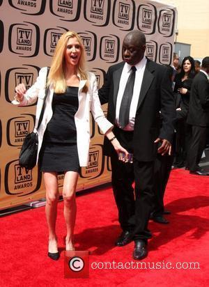 Ann Coulter & Jimmy Walker The TV Land Awards 2010 at Sony Studios Culver City, California - 17.04.10