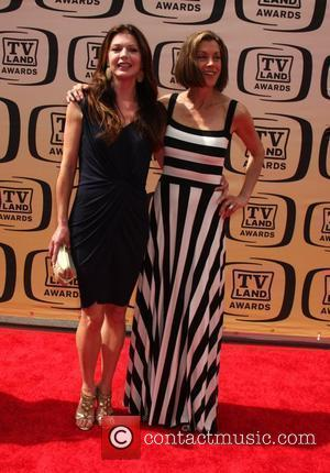 Jane Leeves & Wendie Malick The TV Land Awards 2010 at Sony Studios Culver City, California - 17.04.10