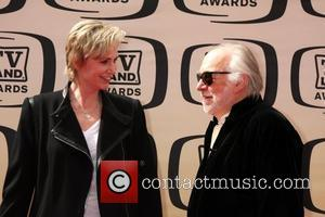Jane Lynch & Howard Hessman The TV Land Awards 2010 at Sony Studios Culver City, California - 17.04.10