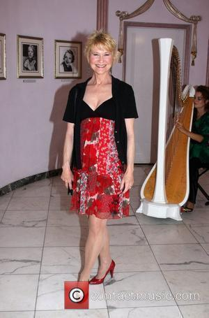 Dee Wallace-Stone TV Mom's host Pre-Mother's day reception for JERAN Design's Graffiti Gown at the Hollywood museum  Los Angeles,...