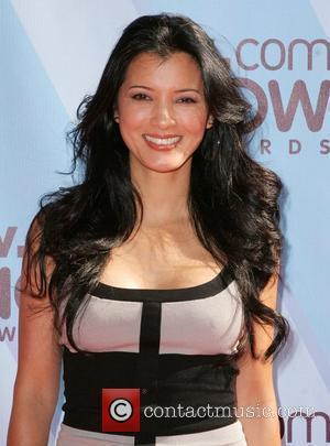 Kelly Hu attends the TV.com Now Awards at Petco Park. San Diego, USA - 23.07.10