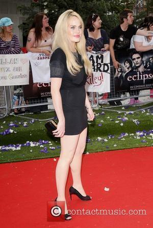 Duffy UK gala premiere of 'The Twilight Saga: Eclipse' at the Odeon Leicester Square. London, England - 01.07.10