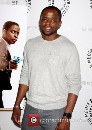 Dule Hill Psych: A Twin Peaks Gathering at Paley Center for Media Beverly Hills, California - 30.11.10